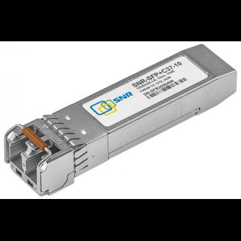 Модуль SFP+ CWDM оптический, дальность до 10км (10dB), 1370нм