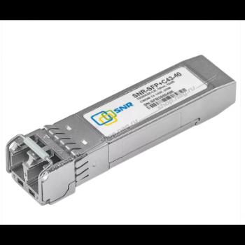 Модуль SFP+ CWDM оптический 1430nm, 40км (14dB)