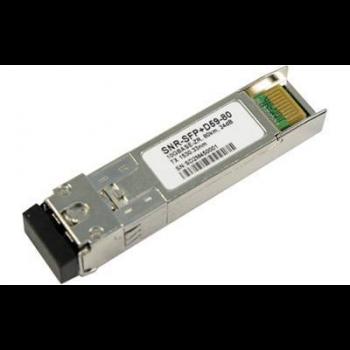Модуль SFP+ DWDM оптический, дальность до 80км (24dB), 1547.72нм