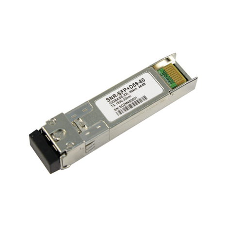 Модуль SFP+ DWDM оптический, дальность до 40км (14dB), 1531.12нм