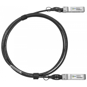 Модуль SFP+ Direct Attached Cable (DAC), дальность до 1м