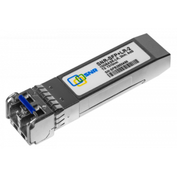 Модуль SFP+ оптический, дальность до 2км (9dB), 1310нм