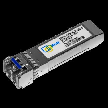 Модуль SFP+ оптический, дальность до 20км (11dB), 1310нм, до +85C