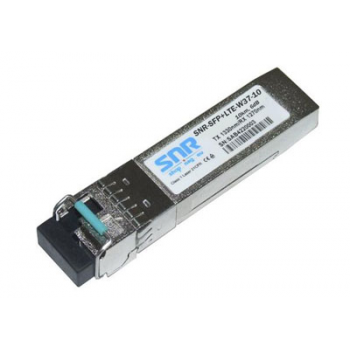 Модуль LTE WDM SFP+, дальность до 10км(6db), 1330нм