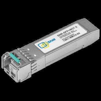 Модуль SFP+ WDM, дальность до 3км (5dB), 1330нм