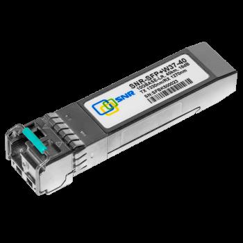 Модуль SFP+ WDM, дальность до 40км (16dB), 1330нм