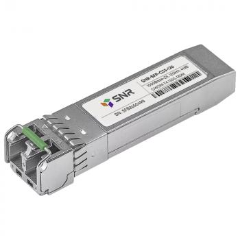 Модуль SFP CWDM оптический, дальность до 120км (41dB), 1330нм