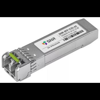 Модуль SFP CWDM оптиче��кий, дальность до 60км (25dB), 1350нм