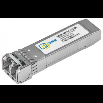 Модуль SFP CWDM оптический, дальность до 80км (32dB), 1430нм