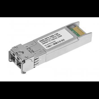 Модуль SFP 1.25G DWDM оптический, дальность до 120км (32dB), 1529.55нм