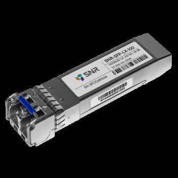 Модуль SFP оптический, дальность до 100км (28dB) 1550нм