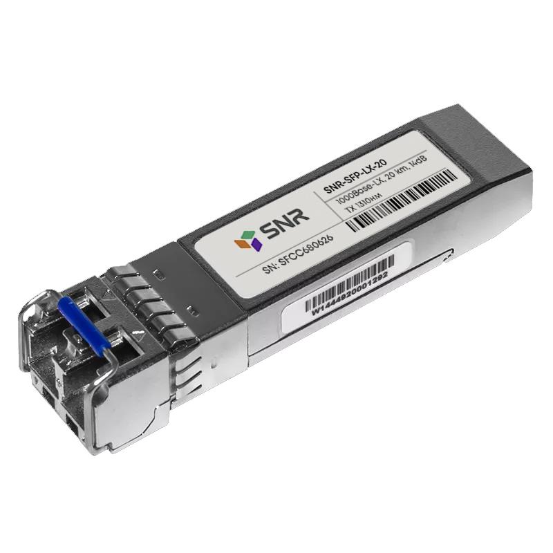 Модуль SFP оптический, дальность до  20км (14dB), 1310нм
