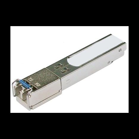 Двухволоконный модуль, SFP SGMII, разъем LC duplex, рабочая длина волны 1310нм, дальность до 10км
