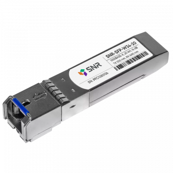 Модуль SFP WDM, дальность до  20км (12dB), 1310/1490nm