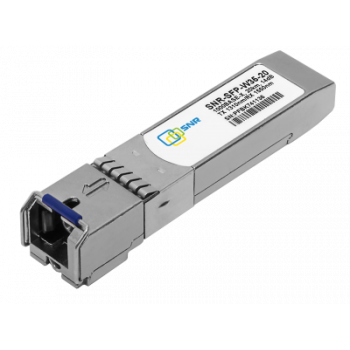 Модуль SFP WDM, дальность до  20км (14dB), 1310нм