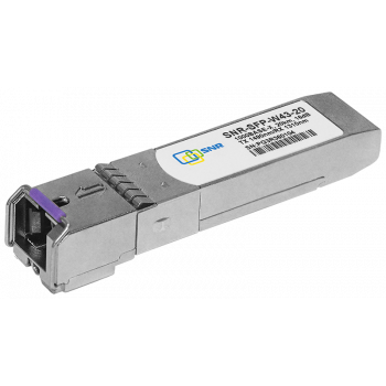 Модуль SFP WDM, дальность до  20км (12dB), 1490/1310nm