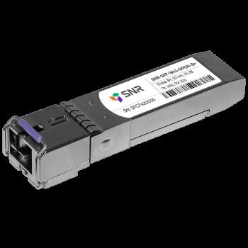 Модуль SFP WDM GPON, дальность до 20км (28dB), Tx/Rx: 1490/1310нм