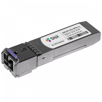 Модуль SFP WDM GPON, дальность до 20км (35dB), Tx/Rx: 1490/1310нм