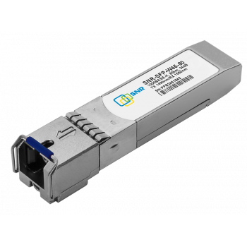 Модуль SFP WDM, дальность до  80км (24dB), 1490/1550нм