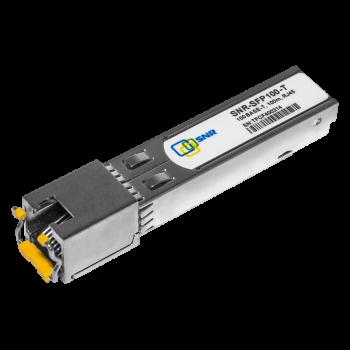 Модуль SFP 100M с интерфейсом RJ45, до 100м