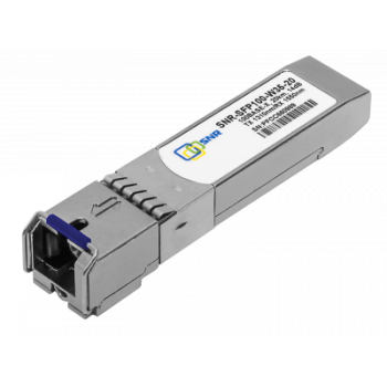 Модуль SFP WDM, дальность до  20км (14dB), 1310нм, 100Mb