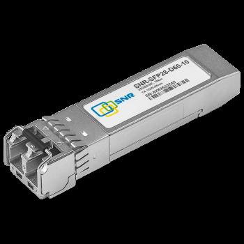 Модуль SFP28, 25GBASE, DWDM,  разъем LC, дальность до 10км, 1529.55нм