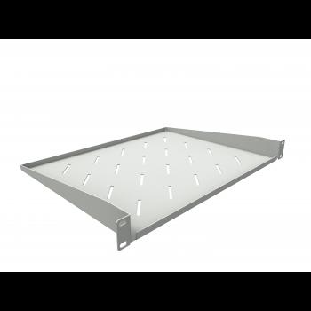 Полка консольная для шкафов глубиной 600мм, (глубина полки 350мм) распределенная нагрузка 20кг, цвет-серый (SNR-SHELF-06035-20GC)