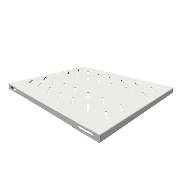 Полка стационарная усиленная для шкафов глубиной 800мм, (глубина полки 550мм) распределенная нагрузка 250кг, цвет-серый (SNR-SHELF-08055-250G)