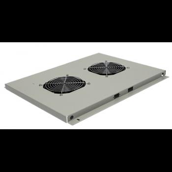 Блок вентиляторов для шкафов TFC глубиной 600мм, 2 вентилятора