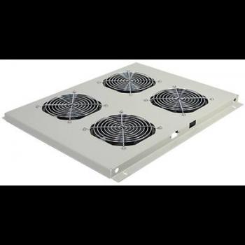 Блок вентиляторов для шкафов TFC глубиной 800мм, 4 вентилятора