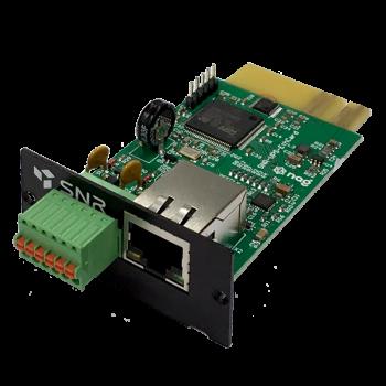 Модуль удалённого мониторинга для ИБП, аналог Megatec DX801, версия 2