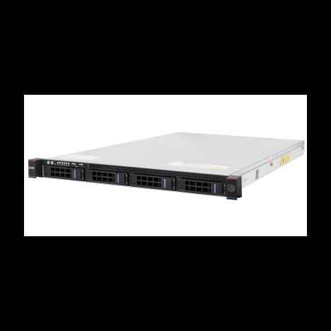 Серверная платформа SNR-SR1204R, 1U, E5-2600v4, DDR4, 4xHDD, резервируемый БП