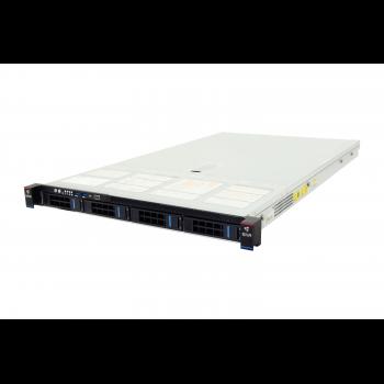 Серверная платформа SNR-SR1204RS, 1U, Scalable, DDR4, 4xHDD, резервируемый БП
