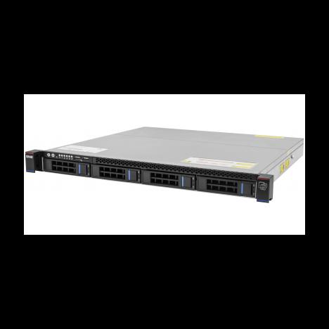 Сервер SNR-SR1204RS, 1U, 1 процессор Intel Silver 8C 4108 1.80GHz, 32G DRAM
