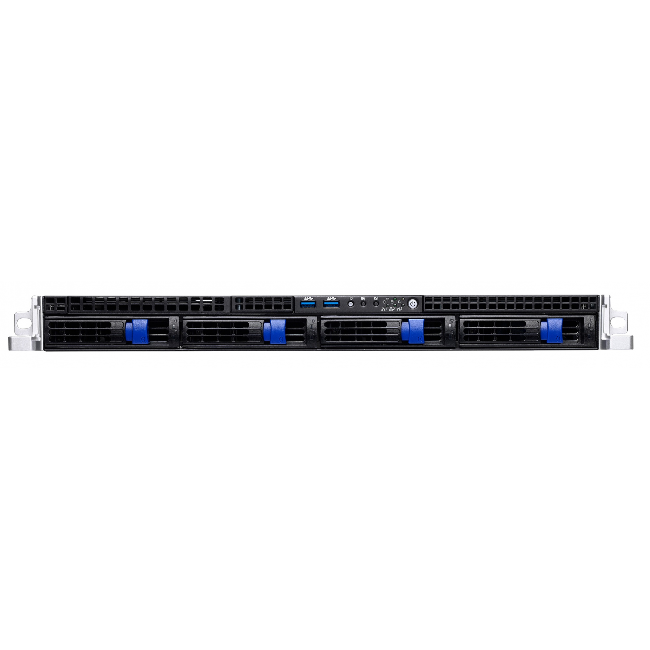 Сервер SNR-SR160R-V5, 1U, 1 процессор Intel Xeon E3-1220v5, 16G DDR4, 2x1TB HDD, резервируемый БП