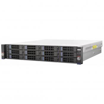 Сервер SNR-SR2116R, 2U, E3-1220v3, 16G DDR3, 16xHDD