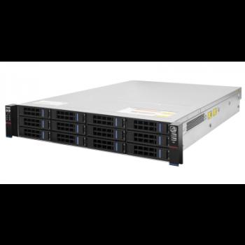 Серверная платформа SNR-SR2216R, 2U, E5-2600v4, DDR4, 16xHDD, резервируемый БП