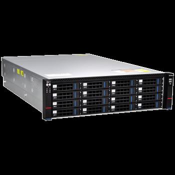 Серверная платформа SNR-SR3224R, 3U, E5-2600v4, DDR4, 24xHDD, резервируемый БП