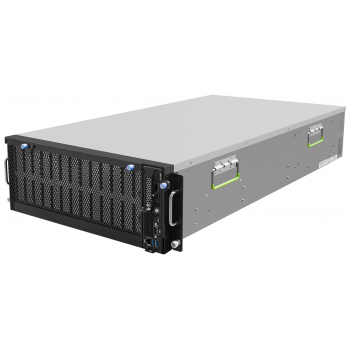 Сервер SNR-SR42100R, 4U, 1 процессор Silver 4114, 32G DDR4, 2 диска 800ГБ, 98 дисков 12ТБ, резервируемый БП