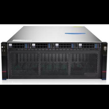 Серверная платформа SNR-SR4210GPU, 4U, Scalable, DDR4, 4xHDD, 10xGPU резервируемый БП