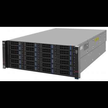 Серверная платформа SNR-SR4236R, 4U, E5-2600v4, DDR4, 36xHDD, резервируемый БП
