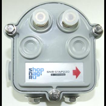 Ответвитель субмагистральный SNR-STAP220 на 2 отвода