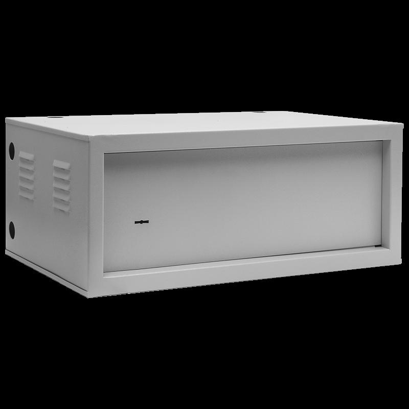 Шкаф телекоммуникационный антивандальный SNR-TAC6004 (250х600х600)