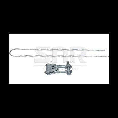 Зажим (подвес) натяжной спиральный (диаметр 6,1-7,0 мм; до 5 кН)