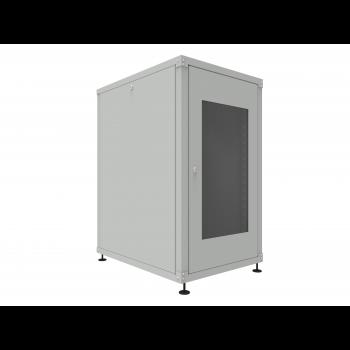 Шкаф телекоммуникационный напольный 22U 600x800мм, серия TFC (SNR-TFC-226080-GN-G) (после теста)