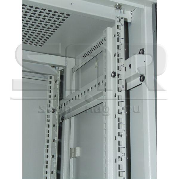 Шкаф телекоммуникационный напольный, 35U, 600х960мм, тип TFC