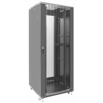 Шкаф телекоммуникационный напольный 37U 800x600мм, серия TFC (SNR-TFC-378060-CPDP-B)