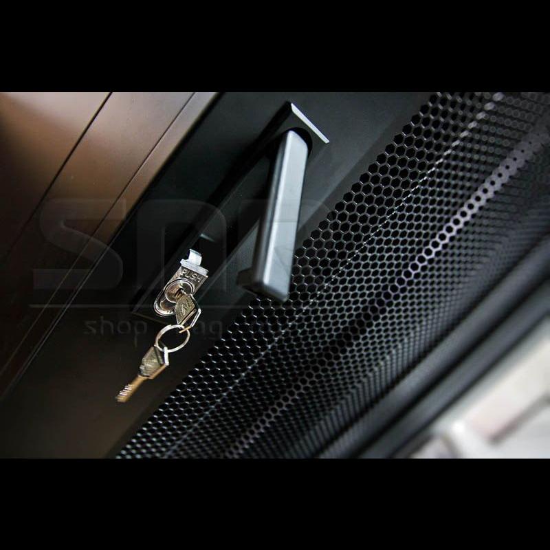 Шкаф телекоммуникационный напольный, 37U, 800х600мм, тип TFC