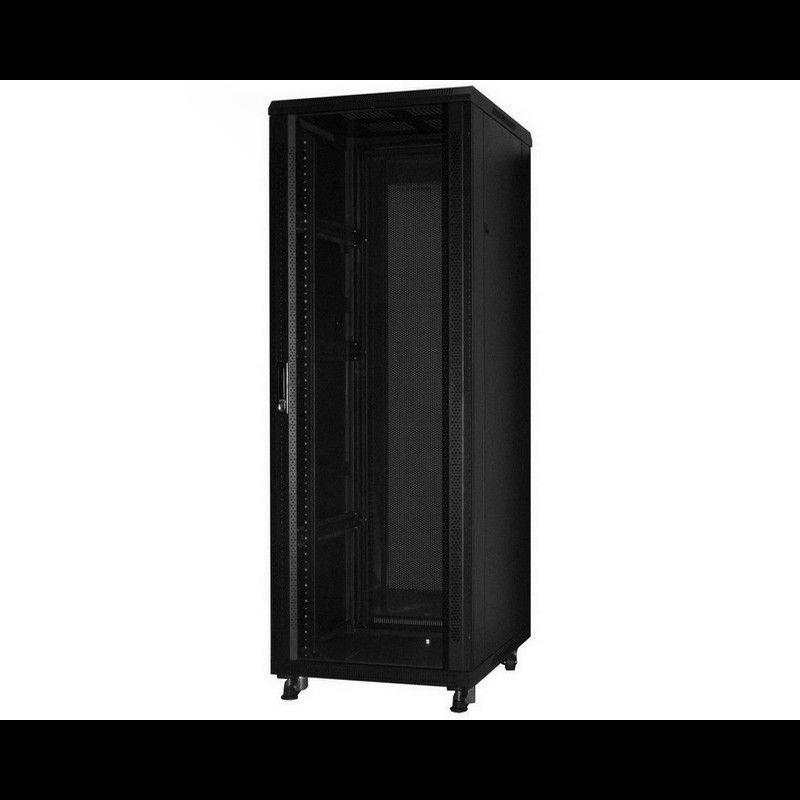 Шкаф телекоммуникационный напольный, 42U, 600х960мм, тип TFC (двери перфорированные)