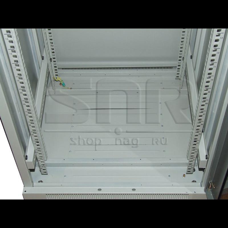 Шкаф телекоммуникационный напольный, 47U, 600х600мм, тип TFC